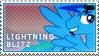 Lightning Blitz Stamp by LugiaAngel
