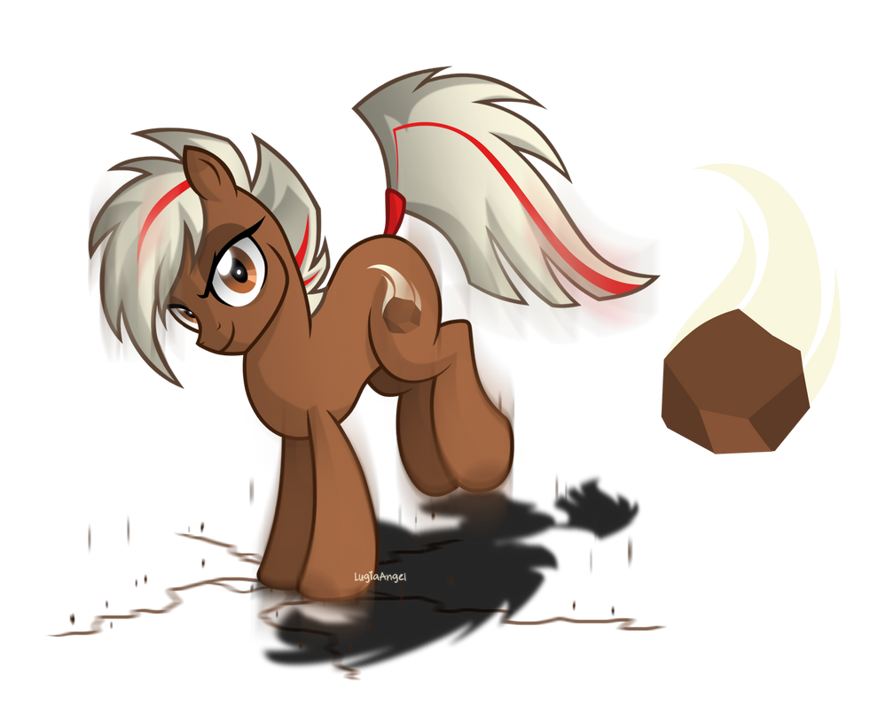 Earth Pony Villain: Terra Cotta by LugiaAngel