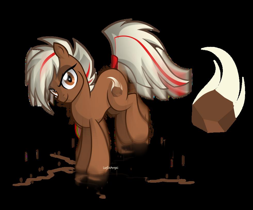 Earth Pony Villain: Terra Cotta by LugiaAngel