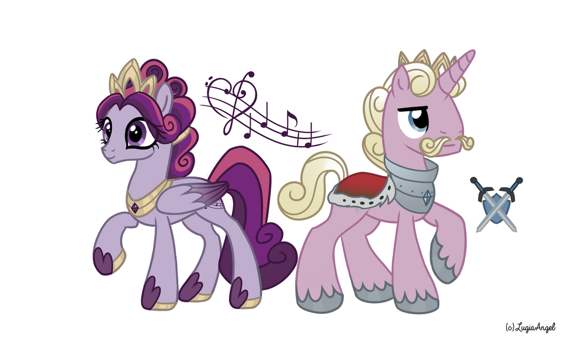 Cadence's Parents: King Eros and Queen Allegra by ...