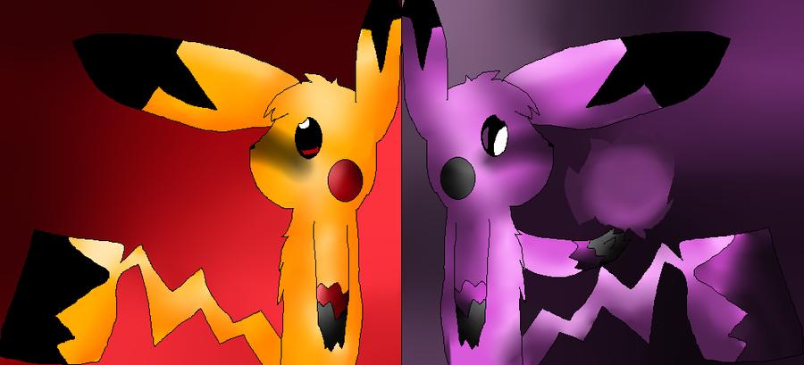 evil pikachu wallpaper - photo #35