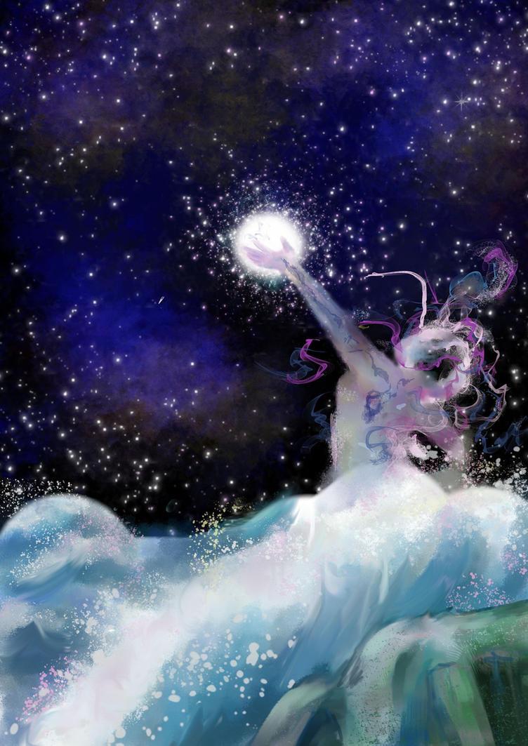 The stars of the ozean by diamantenfresser