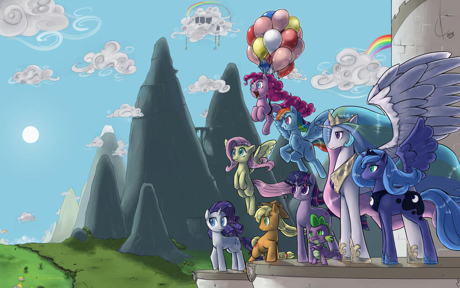 My Little Pony Untold Potential By Dreatos