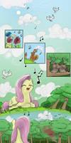 Origin Story: Fluttershy Pg. 1