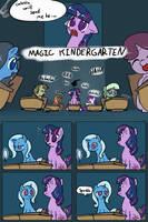 Twilight Sparkle I presume. by Dreatos