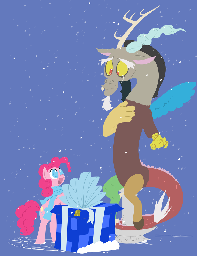 Commission:  The greatest gift of all. by Dreatos