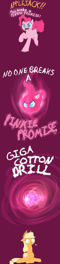 You Pinkie Promised.