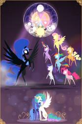Season 1 Poster by Dreatos