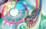 SONIC PINK-RAINBOOM by Dreatos