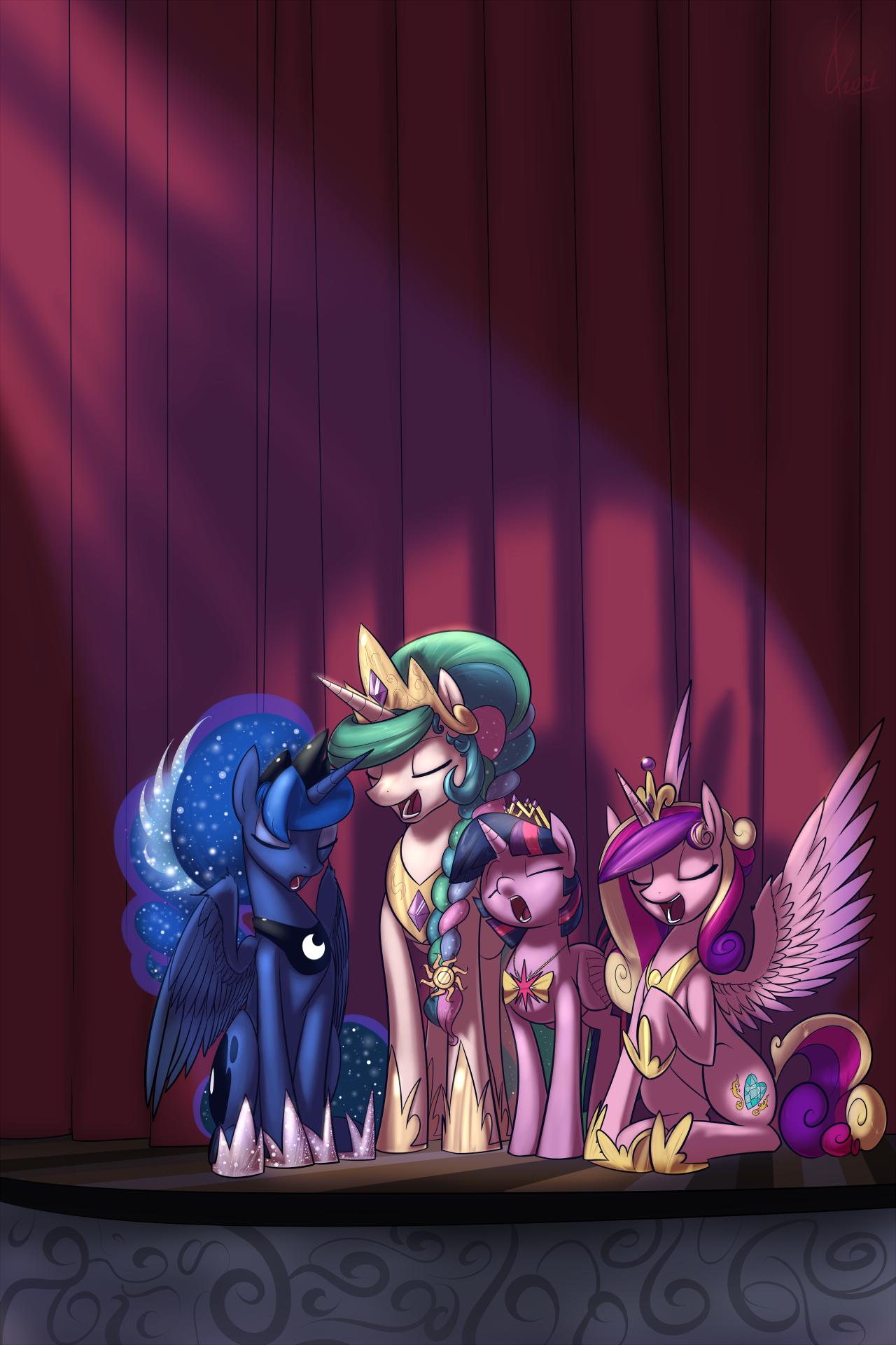 The Ali-Quartet by Dreatos