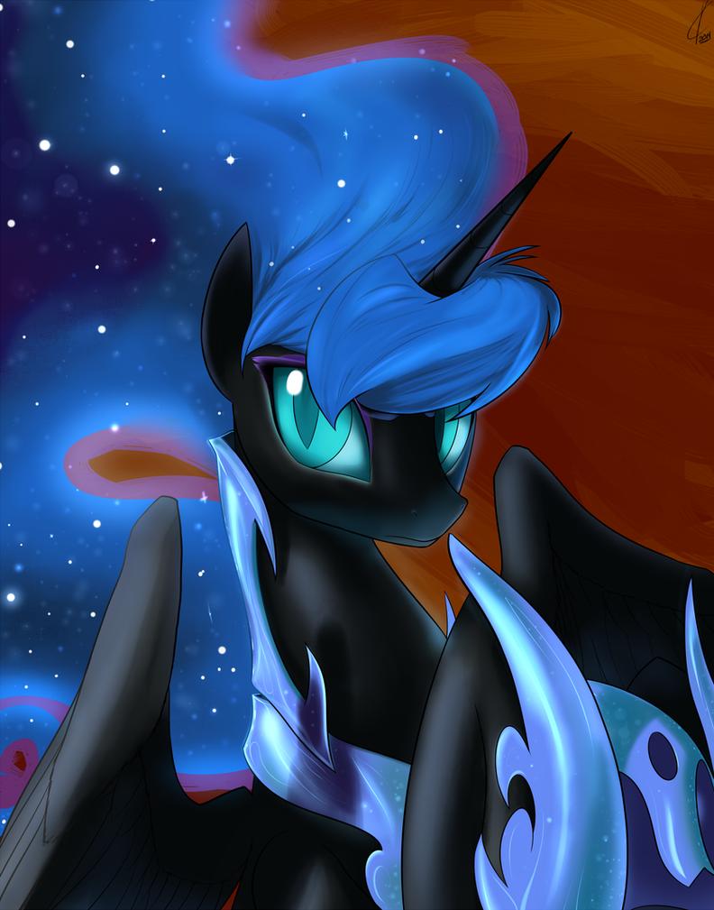 take_off_your_helmet__nightmare_moon__by