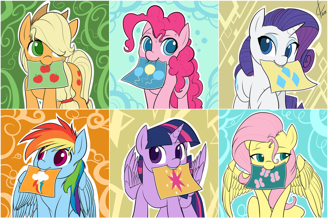 BUTTONS!  Set 1 of ??? by Dreatos