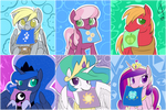 BUTTONS!  Set 2 of ???? by Dreatos