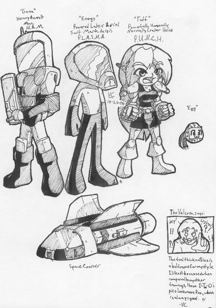 CaptainGroup by Dreatos
