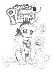 PLuna Sketch by Dreatos