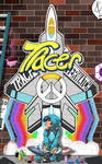Overwatch - Anniversary Tracer by Dreatos