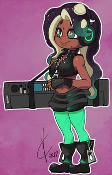 Splatoon 2 - Marina