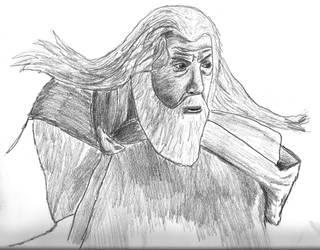 Gandalf by WizardWalk