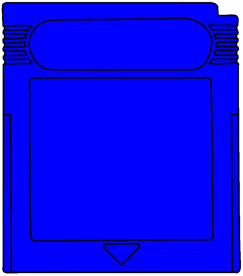 Game Boy cartridge example 2 by Socket78