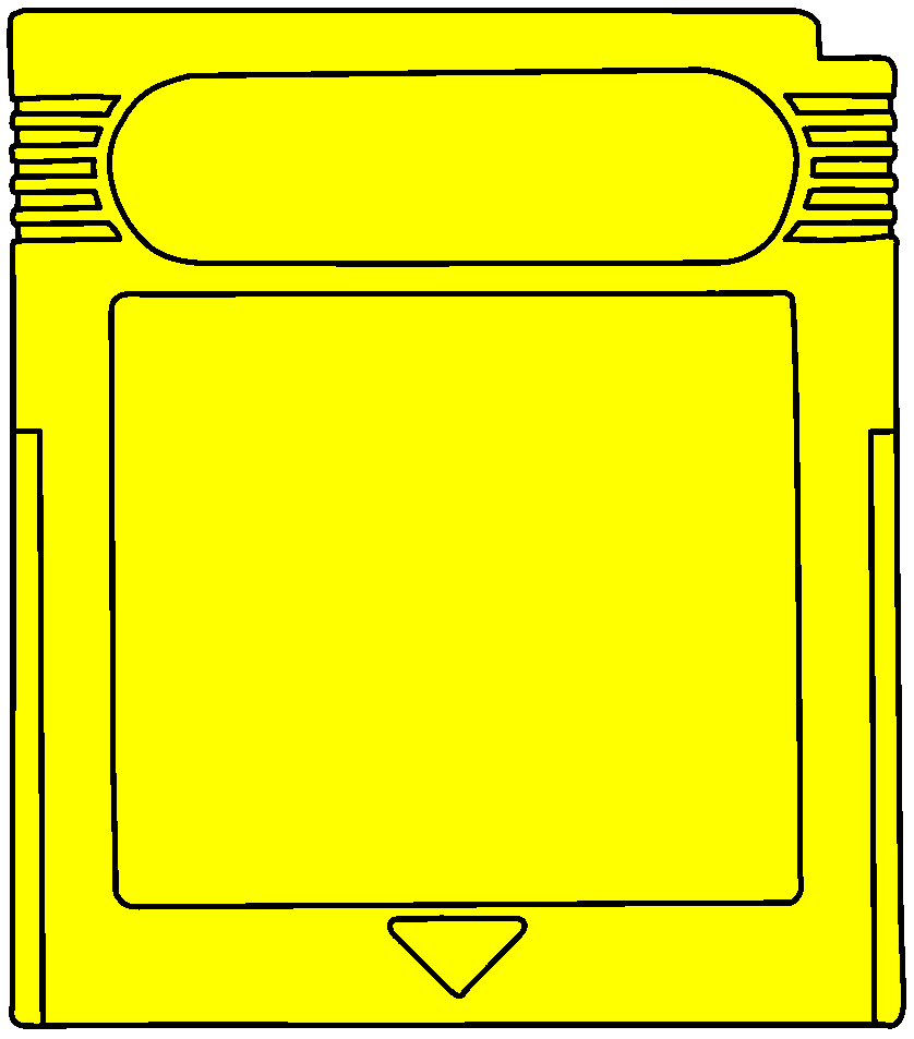 Game Boy cartridge example 4 by Socket78