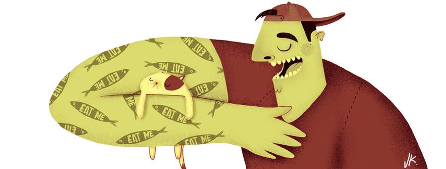Eat me! by JuanKarlos