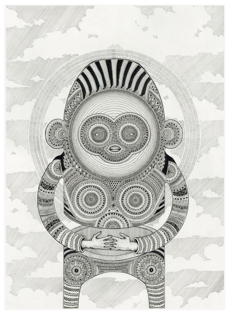 Ancestor Worship by Jake-Lockett