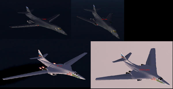 b1b lancer vs tu160 blackjack by Kiraya00brother on DeviantArt B1 Lancer Vs Tu 160