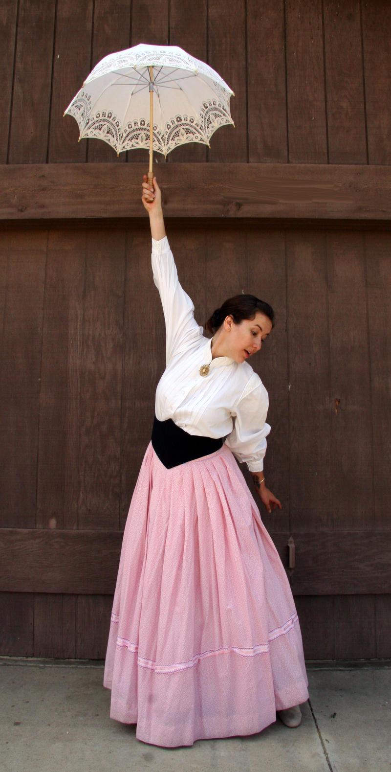 Miss O'Hara 6 by LongStock