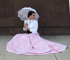 Miss O'Hara 8 by LongStock
