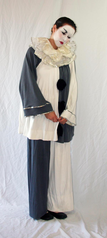 Pierrot 1 by LongStock
