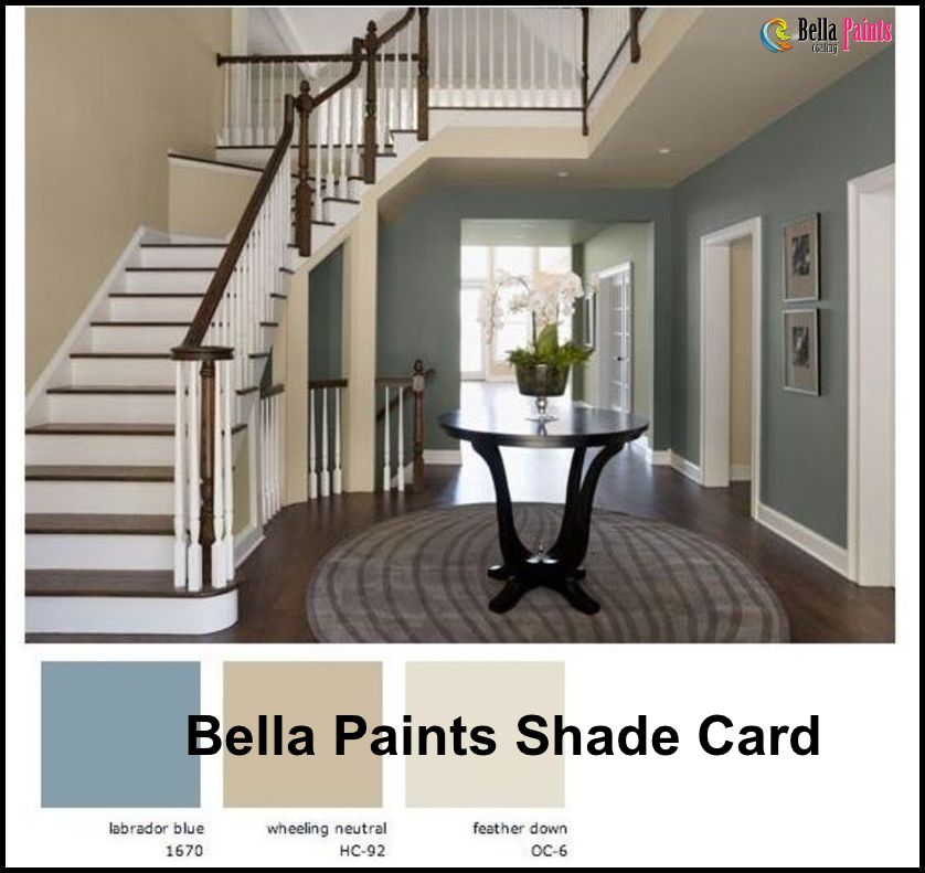 Bella Paints Shade Card By Bellacoating On Deviantart