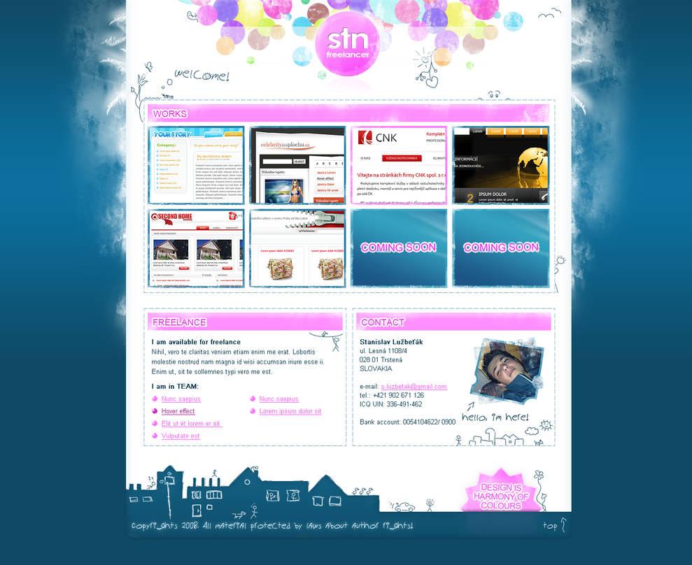 STN freelancer Portfolio