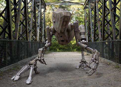 Sentinel (Steel Raptor revisited)