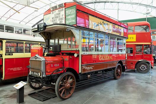 1922 AEC S-type