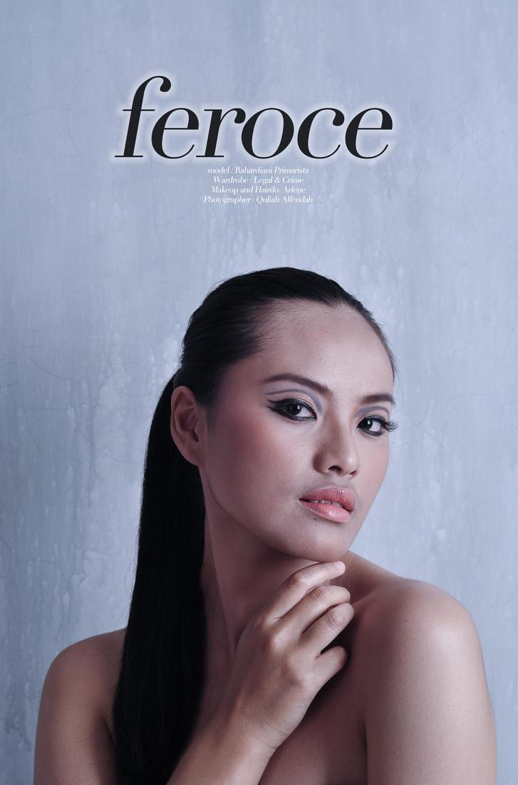 FEROCE - The Beauty in Fierce by ArtRats