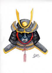 samurai ( comision)