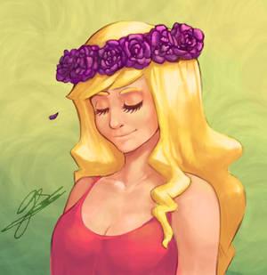 primavera ( pintado por Carmessi)