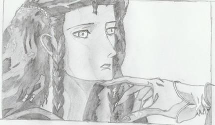 Vampire Hunter D by Doritoz007