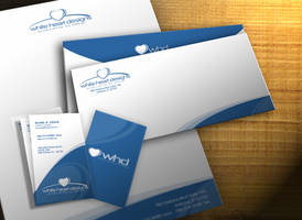 WHD Corporate Identity by BlakeVasek