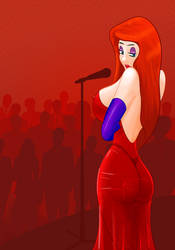 Jessica - Vegas Baby by SlyFXZ