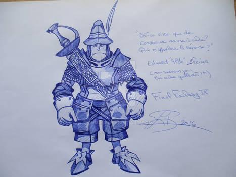 Steiner - Final Fantasy 9