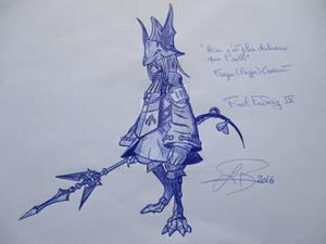 Freija - Final Fantasy 9