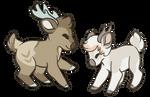 Deer Minis