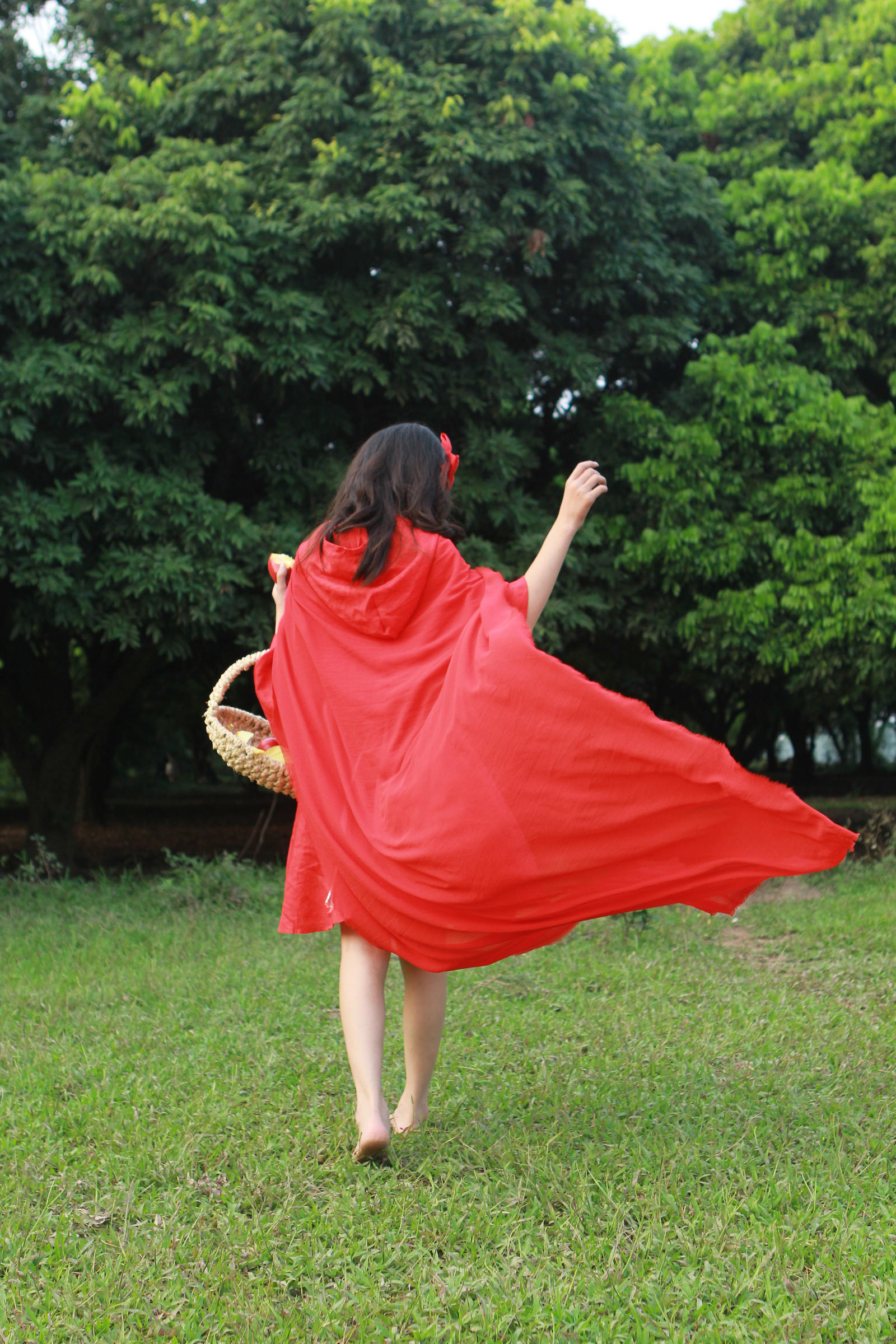 Model 21 (Red Riding Hood)