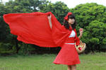 Model 25 (Red Riding Hood)