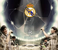 Champions League - Real Madrid will win my ! :D