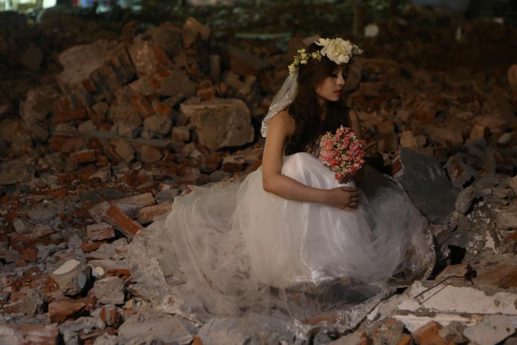 Model 15 (Bride) by Hoangvanvan