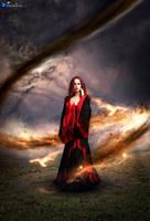 Phoenix Lady by Hoangvanvan