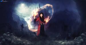 Magician Vampire