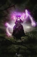 Ghost Conjurer by Hoangvanvan